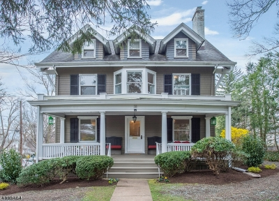 Chatham Boro Single Family Home For Sale: 38 Red Road