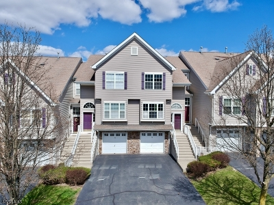 Randolph Twp. Condo/Townhouse For Sale: 708 Wendover Ct