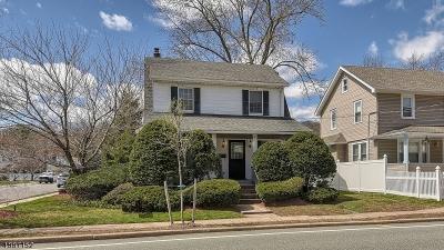 Hawthorne Boro NJ Single Family Home For Sale: $374,900