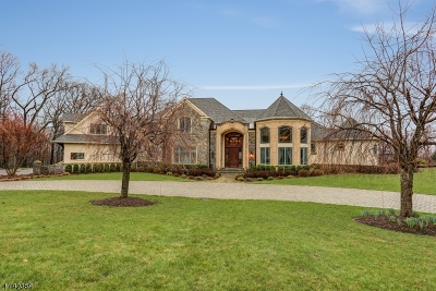 Chester Twp. NJ Single Family Home For Sale: $2,395,000
