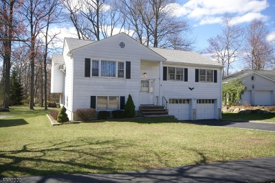 West Caldwell Twp. Single Family Home For Sale: 19 Evergreen Road
