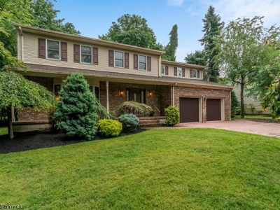 Cranford Twp. Single Family Home For Sale: 1 Sailer St
