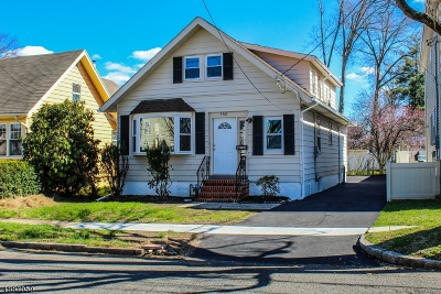 Roselle Park Boro Single Family Home For Sale: 148 W Roselle Ave