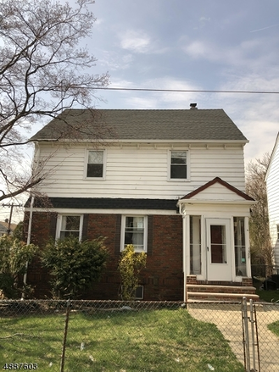 Hillside Twp. Single Family Home For Sale: 1588 Wyndmoor Ave