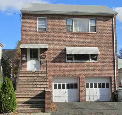 Maplewood Twp. Multi Family Home For Sale: 400 Boyden Ave