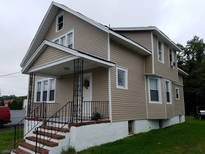 Bridgewater Twp. Multi Family Home For Sale: 59 Finderne Ave