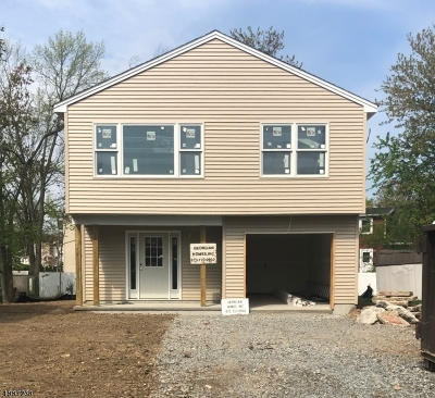 Parsippany-Troy Hills Twp. Single Family Home For Sale: 7 Northfield Rd