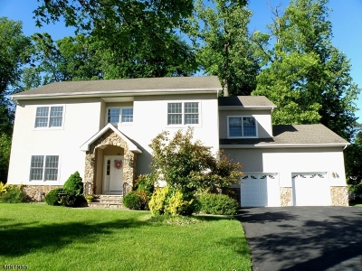 Boonton Town Single Family Home For Sale: 554 Fanny Rd