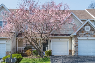 Bernards Twp. Condo/Townhouse For Sale: 28 Patriot Hill Dr
