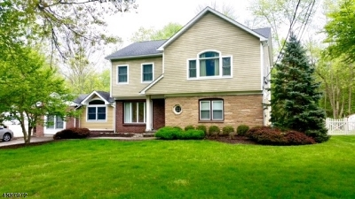 Morristown Town, Morris Twp. Single Family Home For Sale: 18 Lake Valley Rd