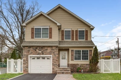 Bridgewater Twp. Single Family Home Active Under Contract: 10 Ardmaer Dr