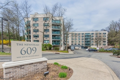 South Orange Village Twp. Condo/Townhouse For Sale: 609 S Orange Ave #E3