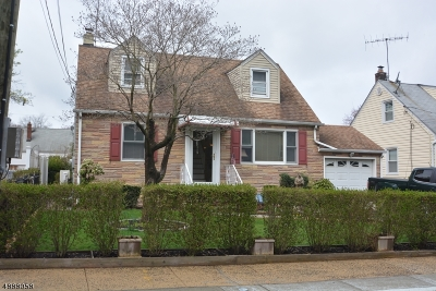 Union Twp. Single Family Home For Sale: 1038 Sayre Rd