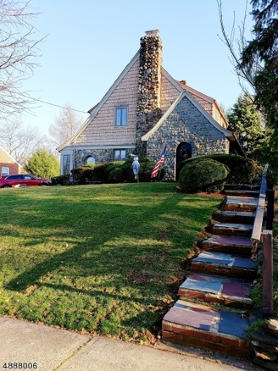 Cranford Twp. Single Family Home For Sale: 205 Pawnee Rd