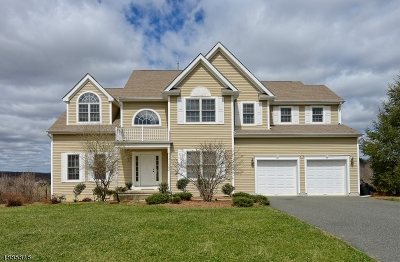 Fredon Twp. Single Family Home For Sale: 9 Spyglass Hl