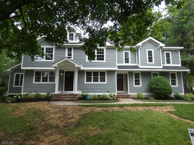 Chatham Boro Single Family Home For Sale: 8 Kimball St
