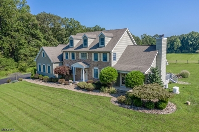 Union Twp. Single Family Home For Sale: 565 Bloomsbury Rd