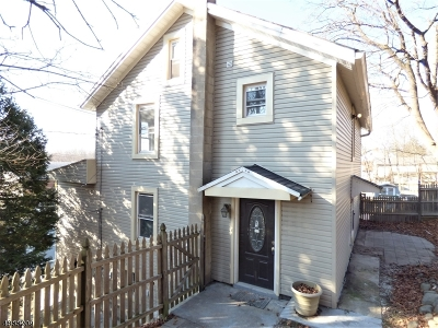Sussex Boro Single Family Home For Sale: 45 Hamburg Ave