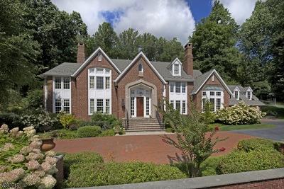 Bernardsville Boro NJ Single Family Home For Sale: $2,150,000