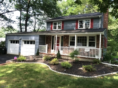 Chester Boro Single Family Home For Sale: 1 Orchard Ln