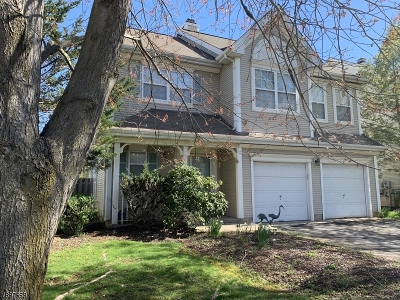 Branchburg Twp. Single Family Home For Sale: 6 Strawberry Hill Rd