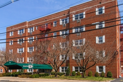 Cranford Twp. Condo/Townhouse For Sale: 18 Springfield Ave Apt 4d