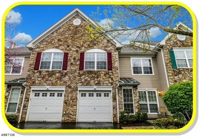 Bernards Twp. Condo/Townhouse For Sale: 29 Dorchester Dr