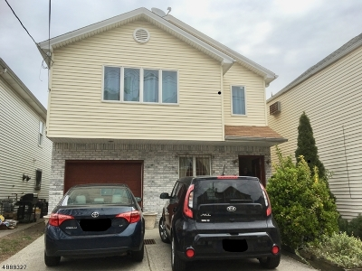 Newark City NJ Multi Family Home For Sale: $459,000