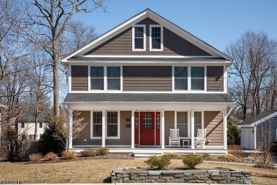 Chatham Boro Multi Family Home For Sale: 49 Summit Ave