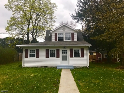 Franklin Twp. Single Family Home For Sale: 113 Sunset Ave