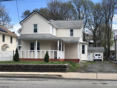 Dover Town Single Family Home For Sale: 111 W Clinton