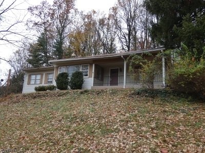 Chatham Twp. Single Family Home For Sale: 75 Ormont Rd