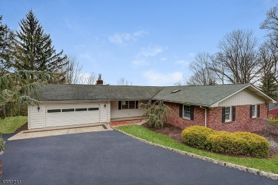 Bridgewater Twp. Single Family Home For Sale: 856 Brown Rd