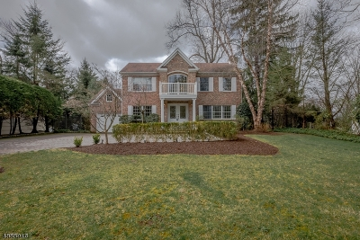 Single Family Home For Sale: 29 Great Hills Rd