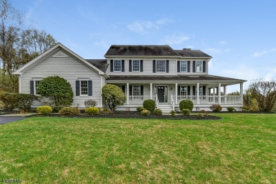 Clinton Twp. Single Family Home For Sale: 19 Allerton Rd