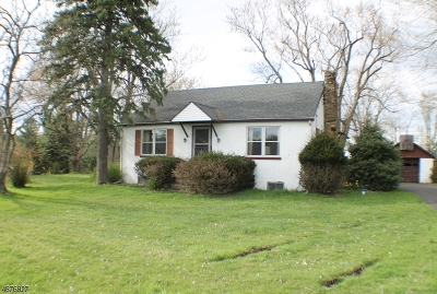 Franklin Twp. Single Family Home For Sale: 329 Quakertown Rd