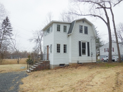 Long Hill Twp Single Family Home For Sale: 220 Mountain Ave