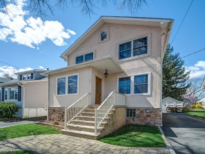 Springfield Twp. Single Family Home For Sale: 70 S Maple Ave