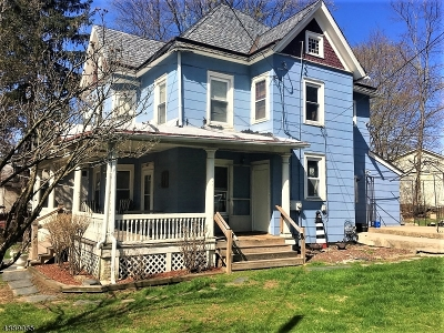 Newton Town Multi Family Home For Sale: 223 Main St