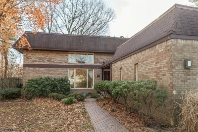 Montclair Twp. Single Family Home For Sale: 24 Marston Pl