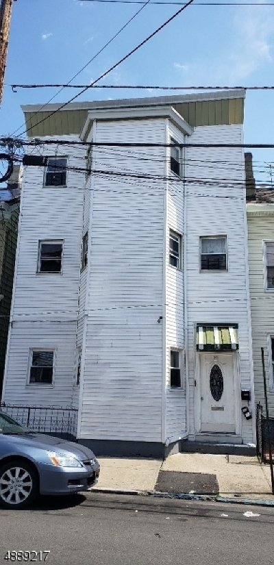 Passaic County Multi Family Home For Sale: 89 Highland St