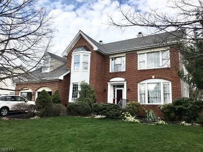 Bridgewater Twp. NJ Single Family Home For Sale: $729,000