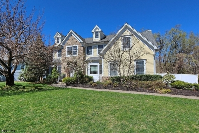 Cranford Twp. Single Family Home For Sale: 411 Brookside Pl