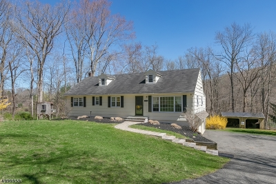 Chester Twp. NJ Single Family Home For Sale: $435,000