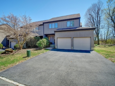 Morristown Town, Morris Twp. Condo/Townhouse For Sale: 1 Collins Dr