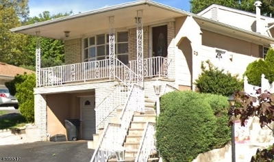 Kearny Town Single Family Home For Sale: 23 N Midland Ave