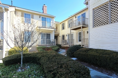 Bernards Twp. Condo/Townhouse For Sale: 38 Commonwealth Dr
