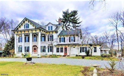 Hillsborough Twp. Multi Family Home For Sale: 385 Homestead Rd