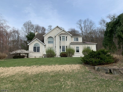 Byram Twp. Single Family Home For Sale: 1 Camelot Dr