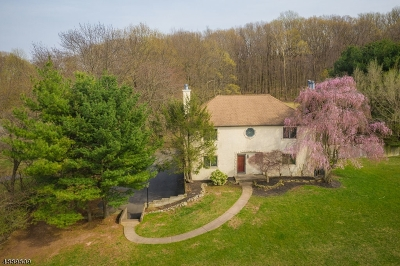 Union Twp. Single Family Home For Sale: 1 Hilltop Ct